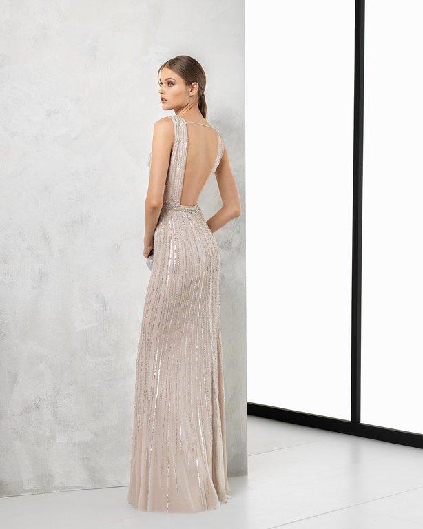 seleccione para mejor artesanía exquisita discapacidades estructurales Vestidos de fiesta para ir a una boda Otoño Invierno 2019 ...