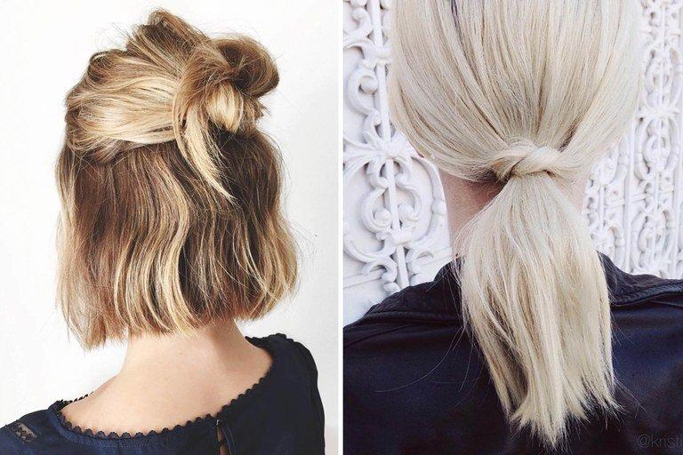 Peinados Faciles Para Hacerse Una Misma En Casa En Otono Invierno