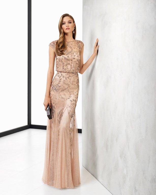 El Catálogo De Vestidos De Fiesta Rosa Clará Otoño Invierno