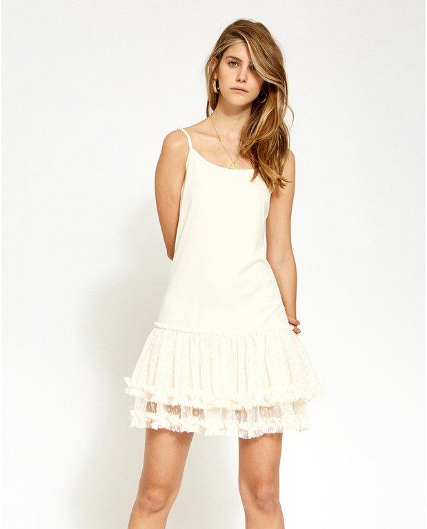 59c8acbb3 Vestidos de fiesta blancos Primavera Verano 2019 - Tendenzias.com