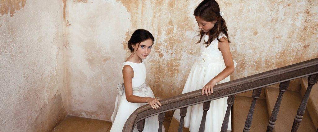 Ver vestidos comunion