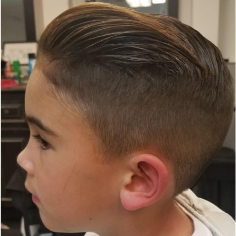 Cortes de cabello para nino modernos 2020
