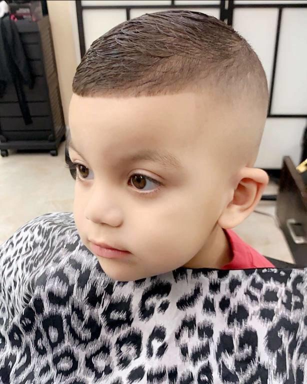 cortes de pelo para niños 2020