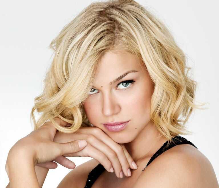 Corte de cabello para rostro delgado