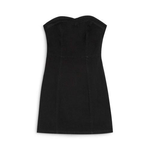 moda-primark-vestido-cenido-negro-palabra-de-honor