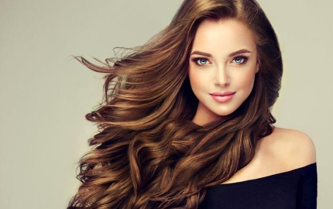 Color de pelo para las mujeres morenas