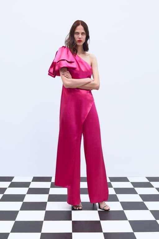 2ff8a7f28 Los vestidos de fiesta Zara Primavera Verano 2019 - Tendenzias.com