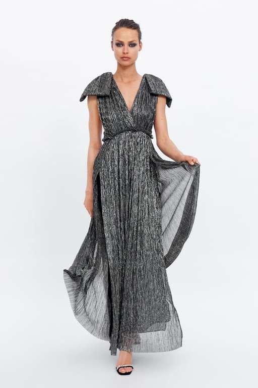 tienda oficial mejores ofertas en más tarde Los vestidos de fiesta Zara Otoño Invierno 2019 - 2020 ...