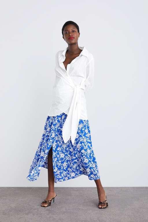 Las Mejores Prendas De Zara Premama Primavera Verano 2020 Tendenzias Com