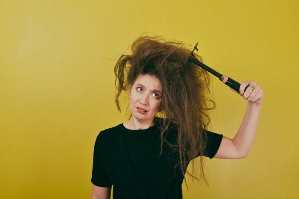 Trucos faciles para desenredar el pelo rapido y sin dolor enredos