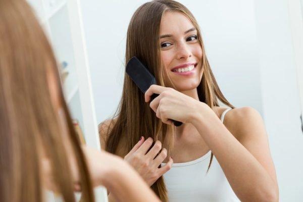 Trucos faciles para desenredar el pelo rapido y sin dolor partes