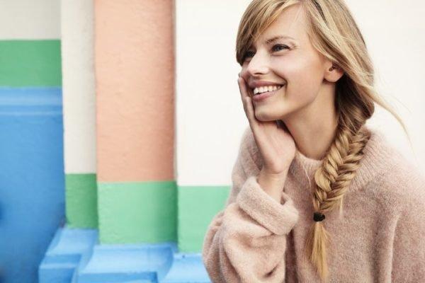 Trucos faciles para desenredar el pelo rapido y sin dolor trenza