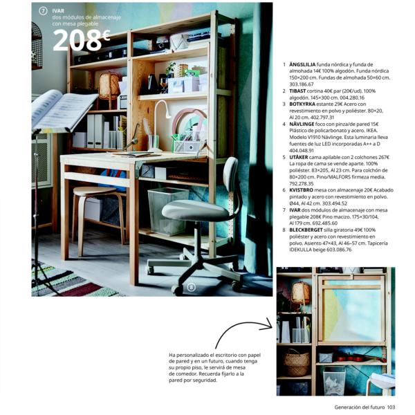 Catálogo Ikea 2020 2021