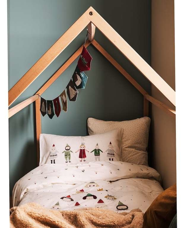 fundas nordicas infantiles zara Zara Home Kids Navidad 2019 2020 Tendenziascom