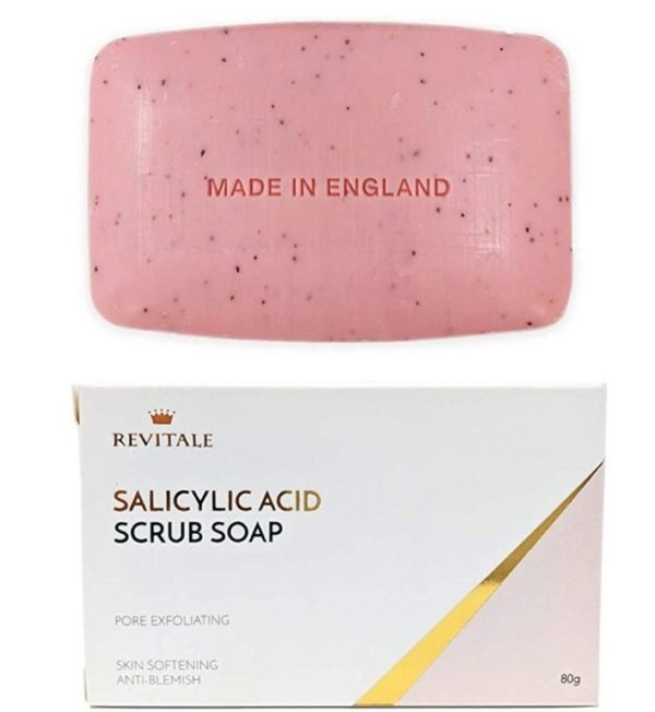 Revitale Salicylic Acid Scrub Soap