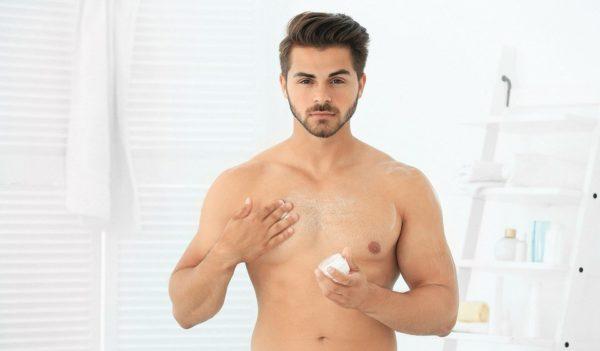 Cremas depilatorias masculinas