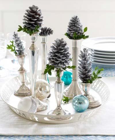 decorar-mesa-en-navidad-pina-trucosyastucias