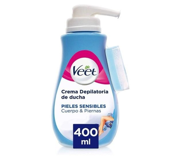 Veet Crema Depilatoria de ducha