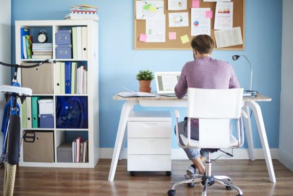 5 Ideas para decorar la oficina de casa fácilmente - Tendenzias.com
