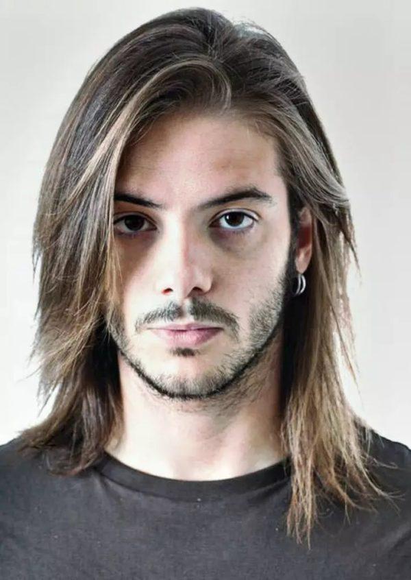 Espectacular peinados pelo liso hombre Fotos de cortes de pelo tutoriales - Los CORTES DE PELO para *Hombres* que se llevan en Verano ...
