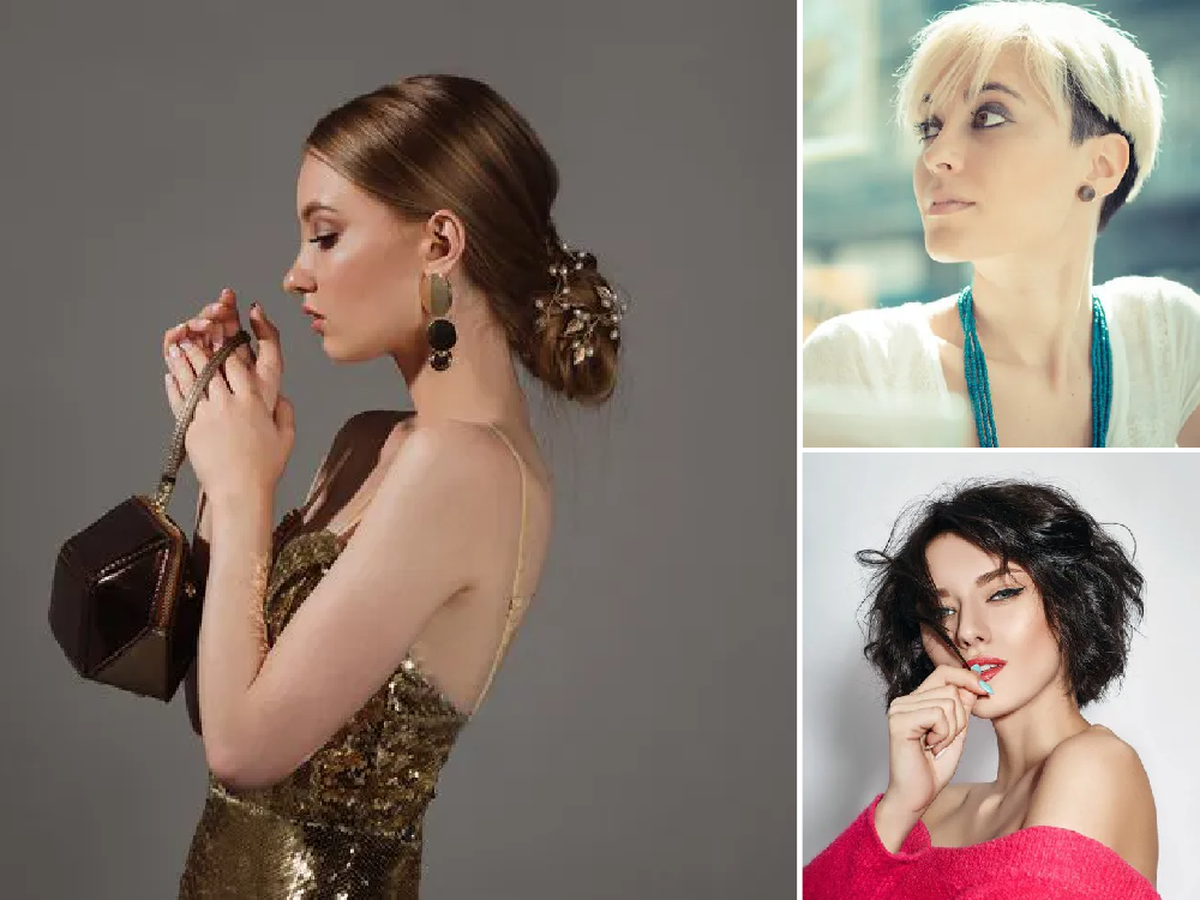 En una tendencia ascendente peinados primavera verano 2021 Imagen De Cortes De Pelo Tendencias - Más de 100 Peinados de Mujer para Primavera Verano 2021 ...