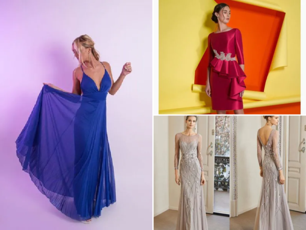 Los Vestidos De Madrina De Boda 2021 Tendenzias Com