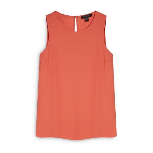 moda-primark-blusa-sin-mangas-coral