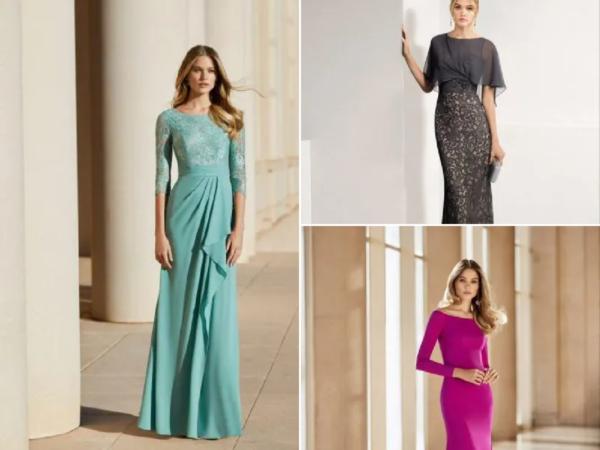 El Catálogo De Vestidos De Fiesta Rosa Clará Primavera Verano 2021 Tendenzias Com