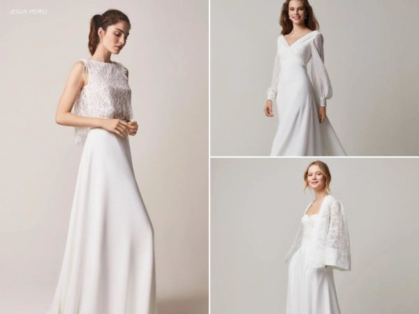 Vestidos De Novia Boda Civil Primavera Verano 2021 Tendenzias Com