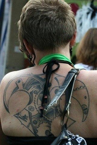 tatuajes rudos