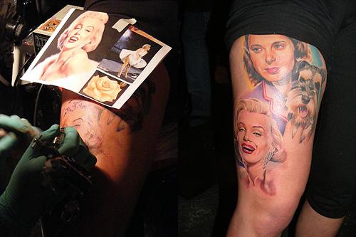II Rancagua Tattoo Fest por María Ink..