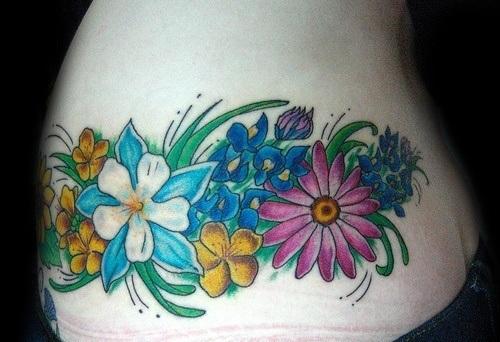 Tatuajes De Flores Imagenes En Taringa