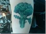 Tatuajes vegetarianos