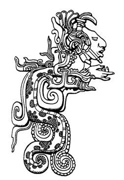Tatuajes Mayas