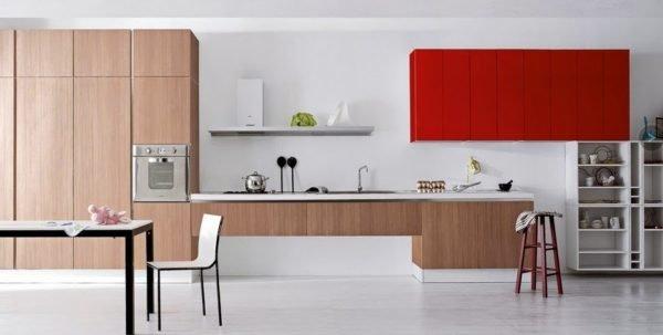 50-ideas-combinar-los-colores-la-cocina-modelo-arancucine-rojo-marron