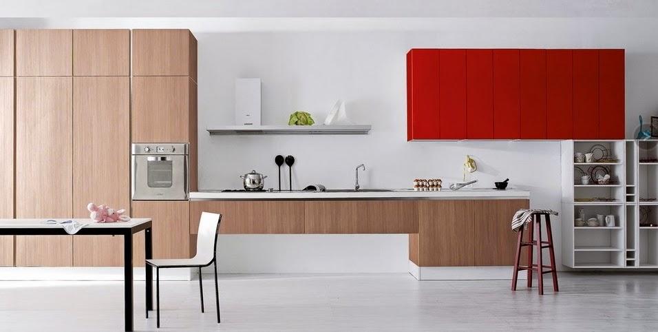 100 Ideas De Como Combinar Los Colores Para La Cocina Tendenziascom - Colores-de-cocina