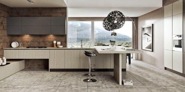 50-ideas-combinar-los-colores-la-cocina-modelo-arredo-marron-beige-gris