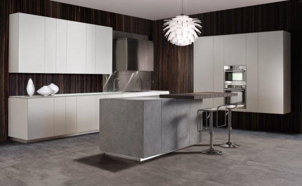 50-ideas-combinar-los-colores-la-cocina-modelo-scic-isla-gris-muebles-blancos
