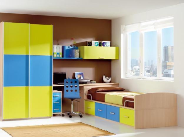 Pin dormitorios juveniles habitacion para jovenes - Habitaciones para jovenes ...