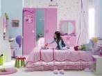 Decoración habitación niñas 2014