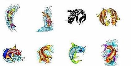 Tatuajes de peces