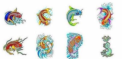tattoos de peces