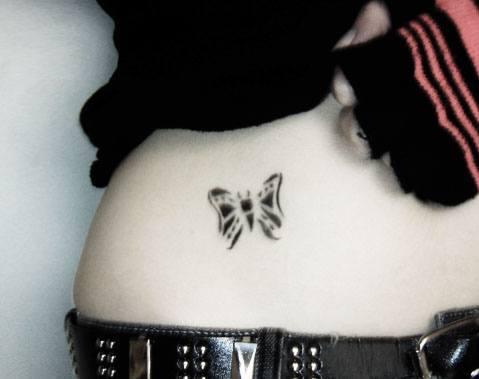 Fotos De Tatuajes De Mariposas Tendenzias Com