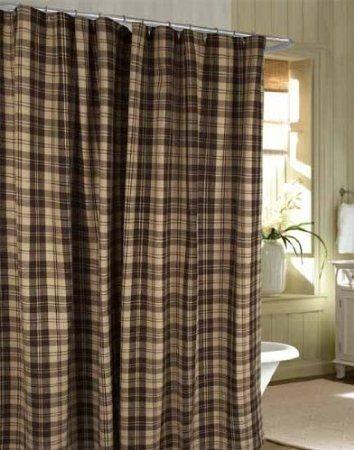 Bathrooms-Shower-Curtain-Rustic