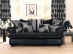 Black-grey-cushions-and-sofa