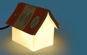 Lámpara descanso para libros