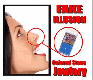 mejor baratas 0b9fe 80a22 Piercings falsos o magnéticos - Tendenzias.com