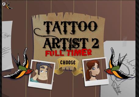 Juegos de tatuajes