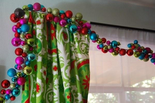 Cortinas-navideñas-para-el-salon-2014