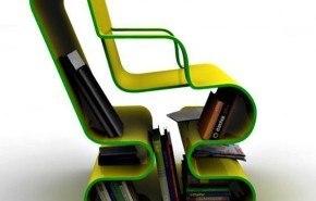 La silla perfecta para la lectura